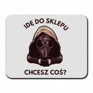 Mouse pad I'm going to the store