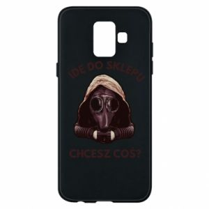Samsung A6 2018 Case I'm going to the store