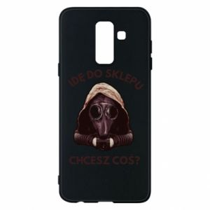 Samsung A6+ 2018 Case I'm going to the store