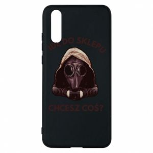 Huawei P20 Case I'm going to the store