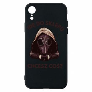 iPhone XR Case I'm going to the store