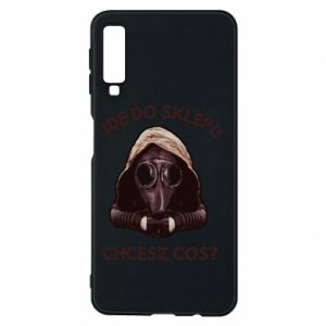 Samsung A7 2018 Case I'm going to the store