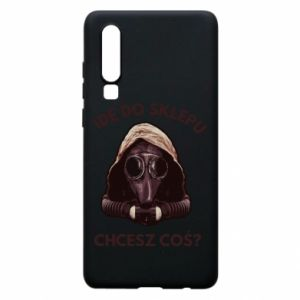 Huawei P30 Case I'm going to the store