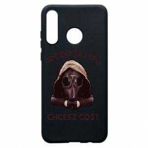 Huawei P30 Lite Case I'm going to the store