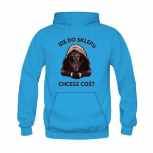 Kid's hoodie I'm going to the store