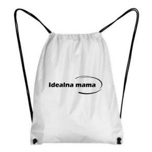 Plecak-worek Idealna mama