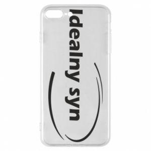 Phone case for iPhone 8 Plus Perfect son - PrintSalon