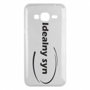 Phone case for Samsung J3 2016 Perfect son - PrintSalon