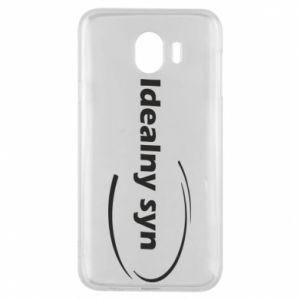 Phone case for Samsung J4 Perfect son - PrintSalon