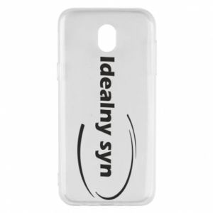 Phone case for Samsung J5 2017 Perfect son - PrintSalon