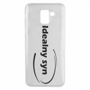 Phone case for Samsung J6 Perfect son - PrintSalon