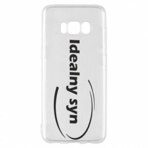 Phone case for Samsung S8 Perfect son - PrintSalon