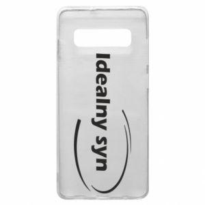 Phone case for Samsung S10+ Perfect son - PrintSalon