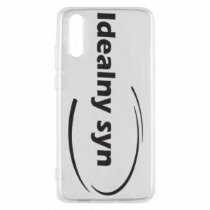 Phone case for Huawei P20 Perfect son - PrintSalon