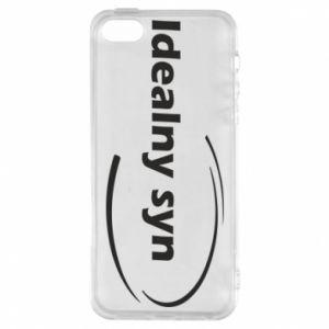 Phone case for iPhone 5/5S/SE Perfect son - PrintSalon