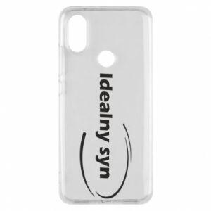 Phone case for Xiaomi Mi A2 Perfect son - PrintSalon