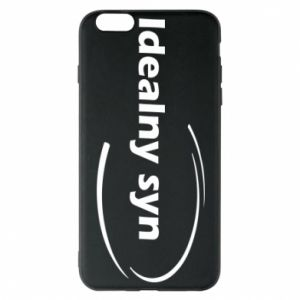 Phone case for iPhone 6 Plus/6S Plus Perfect son - PrintSalon