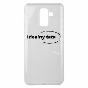 Etui na Samsung J8 2018 Idealny tata