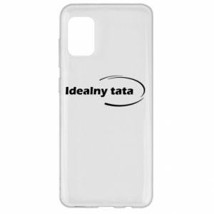 Etui na Samsung A31 Idealny tata