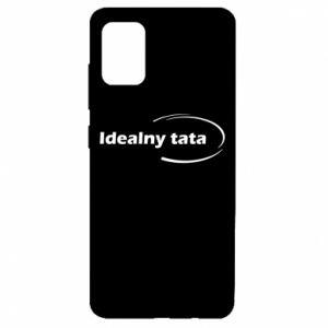 Etui na Samsung A51 Idealny tata