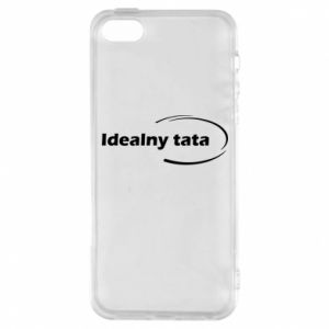 Etui na iPhone 5/5S/SE Idealny tata