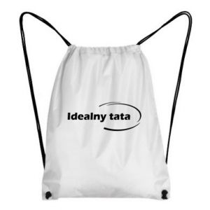 Plecak-worek Idealny tata
