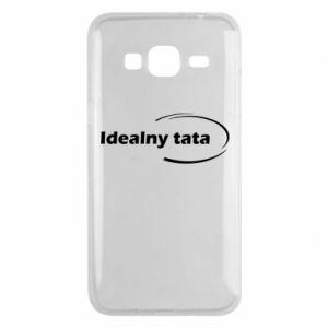 Etui na Samsung J3 2016 Idealny tata