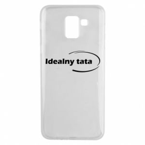 Etui na Samsung J6 Idealny tata