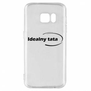 Etui na Samsung S7 Idealny tata