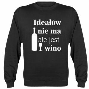 Bluza (raglan) Ideałów nie ma, ale jest wino