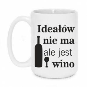 Kubek 450ml Ideałów nie ma, ale jest wino