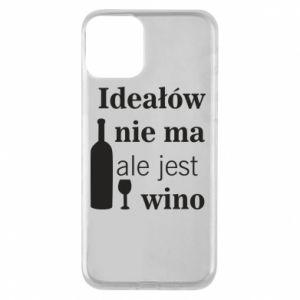 Etui na iPhone 11 Ideałów nie ma, ale jest wino