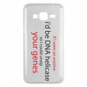 Etui na Samsung J3 2016 If I were an enzime