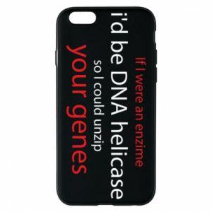 Etui na iPhone 6/6S If I were an enzime