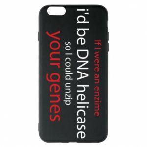 Etui na iPhone 6 Plus/6S Plus If I were an enzime