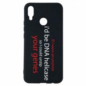 Etui na Huawei P Smart Plus If I were an enzime