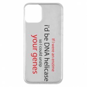 Etui na iPhone 11 If I were an enzime