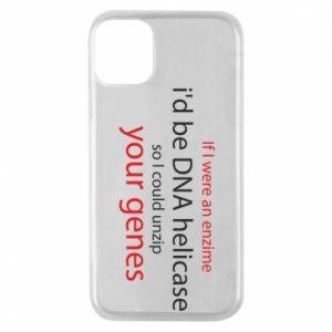 Etui na iPhone 11 Pro If I were an enzime