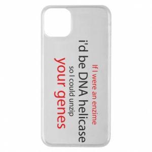 Etui na iPhone 11 Pro Max If I were an enzime