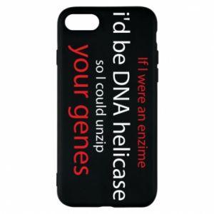 Etui na iPhone 8 If I were an enzime