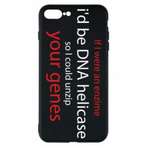 Etui na iPhone 8 Plus If I were an enzime