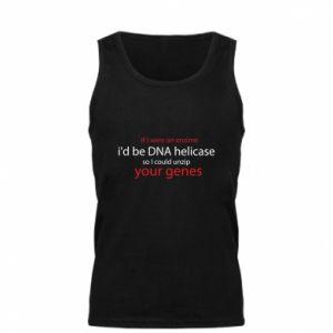 Męska koszulka If I were an enzime
