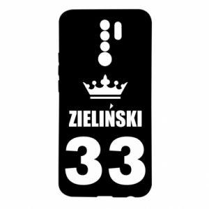 Xiaomi Redmi 9 Case name, figure and crown