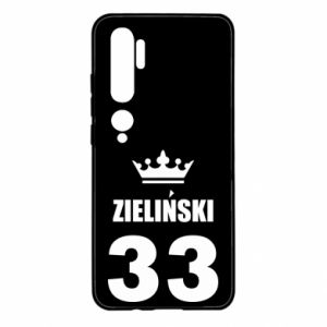 Xiaomi Mi Note 10 Case name, figure and crown