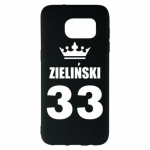 Samsung S7 EDGE Case name, figure and crown