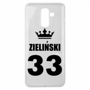 Samsung J8 2018 Case name, figure and crown