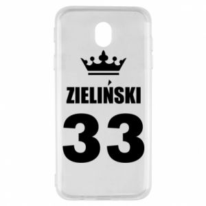 Samsung J7 2017 Case name, figure and crown