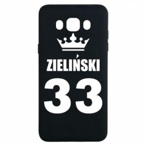 Samsung J7 2016 Case name, figure and crown