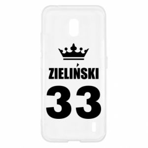 Nokia 2.2 Case name, figure and crown