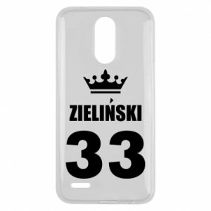 Lg K10 2017 Case name, figure and crown